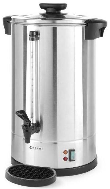 Кипятильник - кофеварочная машина с двойными стенками Hendi  211366