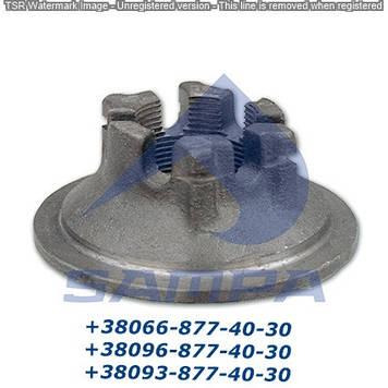 Гайка ступицы BPW ЕСО SW65 M42x2 0326646020