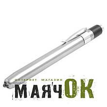 Фонарь ручка медицинская HJ-706, белый свет, желтый свет