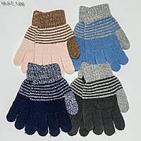 Детские перчатки для мальчиков 2-4 лет - №18-3-7, фото 1