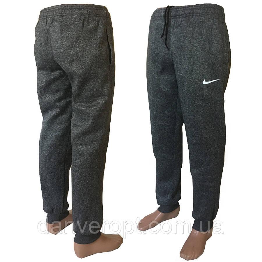 5d04aaab27e693 Спортивные штаны мужские NIKE молодёжные на манжетах размер 46-54 купить  оптом со склада 7км