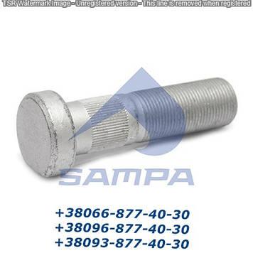 Шпилька колесная SAF забивная M22x1,5L94/84/48 1303107412