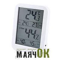 Термометр электронный с гигрометром TH028