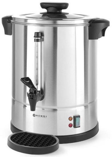 Кип'ятильник - кофеварочная машина з подвійними стінками Hendi 211359