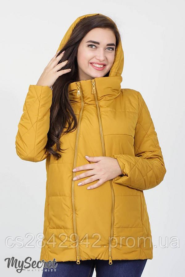 Демісезонна куртка для вагітних (Куртка для беременных) EMMA OW-18.013 d4a14ac8e3f38