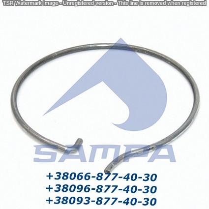 Кольцо стопорное d=54х2mm 0318803060