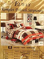 Постельное белье ELWAY (размер Евро) 5015