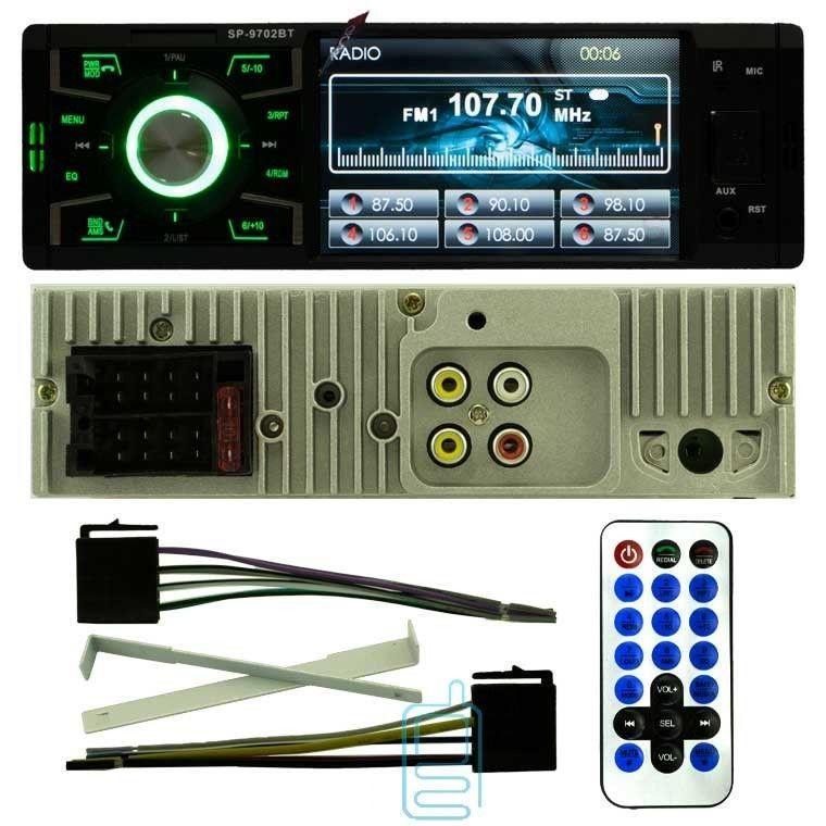 CAR MP5 SP-9702BT Автомагнитола Sony SP-9702BT Bluetooth - 4,1
