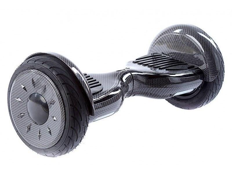 Гироборд Smart Balance 10.5 Premium Карбон. С блютуз колонкой тао тао и самобалансировкой.