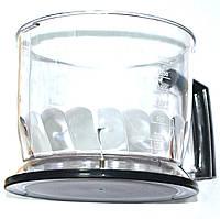 Чаша измельчителя с ручкой для блендера Saturn ST-FP0042 (1500ml).Шестигранная муфта.