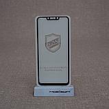 Защитное стекло 2E Huawei P Smart Plus 2.5D black, фото 3