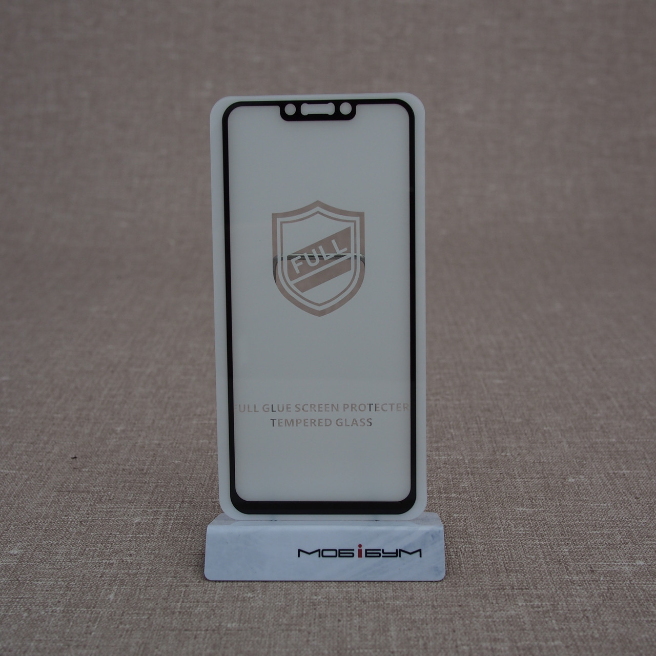 Защитное стекло 2E Huawei P Smart Plus 2.5D black Для телефона