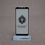 Защитное стекло Optima 3D Xiaomi Redmi 6 black, фото 2