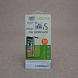 Защитное стекло Optima 3D Xiaomi Redmi 6 black, фото 3