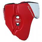 Боксерский шлем V`Noks Lotta Red, фото 5