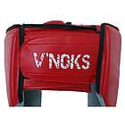 Боксерский шлем V`Noks Lotta Red, фото 4
