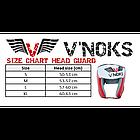 Боксерский шлем V`Noks Lotta Red, фото 9