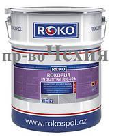 Акрило-полиуретановая грунт-эмаль Rokopur Industry RK 406, производство Чехия