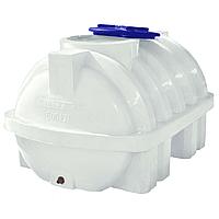 Емкость 500 литров с ребром (Горизонтальная).