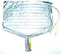 Тэн испарителя (оттайки) для холодильника поддона каплепадения для холодильника Indesit/Ariston C00851066