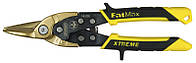 "☑️ Ножницы по металлу 250мм ""FatMax™ Xtreme™ Aviation"" прямые  STANLEY 0-14-206"