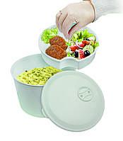 Контейнер для обеда 16,5х16,5х12 см Альтернатива М1260