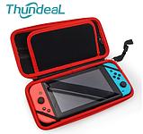 Чохол-кейс під карбон Thundeal для Nintendo Switch / Є скло, фото 5