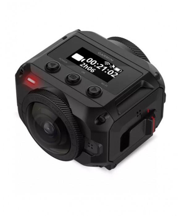 Сферическая экшн видеокамера Garmin Virb 360