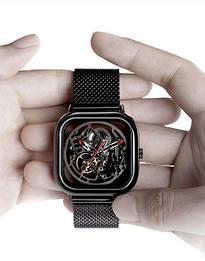 Механические часы Xiaomi CIGA Design Automatic Mechanical Watch Black skeleton