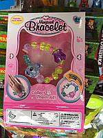 Браслет с фигурками животных Magical Bracelet