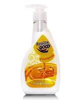 Мыло жидкое Passion Gold 400мл, молоко и мед, фото 1