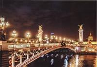 Фотообои Ночной город №3 Ночной город 196*136 (4л)