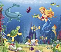 Фотообои Сказка моря (15лист)