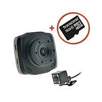 Видеорегистратор CYCLON DVH-45+ TRANSCEND 16GB