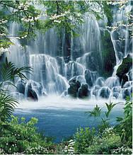 Фотообои Водопад Мираж 242*201 (15л)