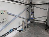 Установка озонирования воды OZ-16G , производительность 16гO3/час.