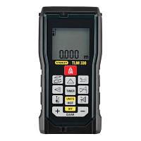 ☑️ Измеритель расстояния лазерный TLM 330 (р/д 0,1-100м */-1мм) STANLEY STHT1-77140, фото 1