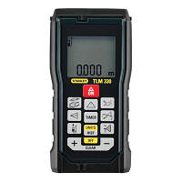 ✅ Измеритель расстояния лазерный TLM 330 (р/д 0,1-100м */-1мм) STANLEY STHT1-77140