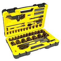 ☑️ Набор инструментов 78ед черный хром, STANLEY STHT0-72655, фото 1