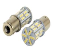 Светодиодная лампа white/ ba15s /12v