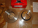 Диск тормозной передний ВАЗ 2108, 2109, 21099, 2113, 2114, 2115  производство TRW, фото 3