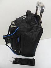 Сумка дорожная на колесах, сумка на колесах, сумка с колесами, сумка дорожная 40 л,