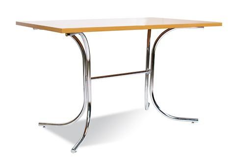 Стол для кафе РОЗАНА ДУО ХРОМ (основание)