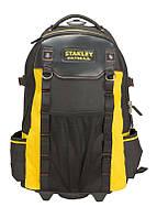 ☑️ Рюкзак инструментальный FatMax на колесах с карманами и держателями (36 x 23 x 54см) STANLEY 1-79-2