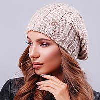 Стильные модные вязаные шапки