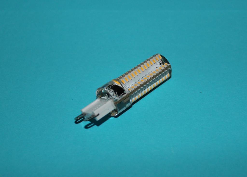LED лампа G9 3014-104LED