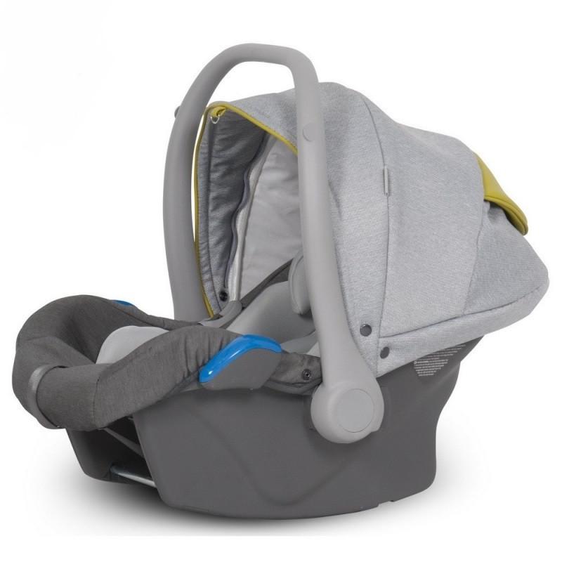 Детское автокресло Riko Vario 01 Grey Fox