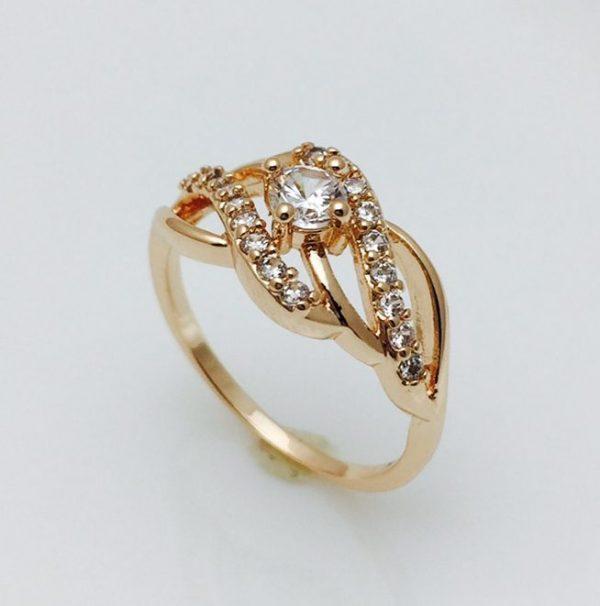 Кольцо женское, размер 16
