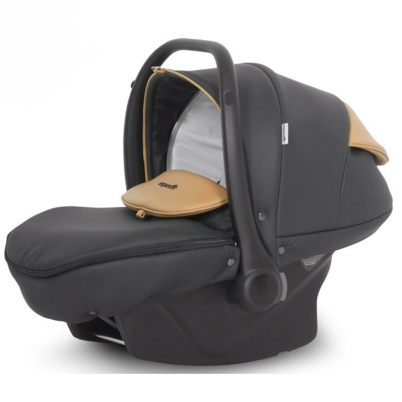 Детское автокресло Expander Enduro 02 Caramel