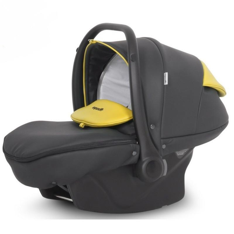Дитяче автокрісло Expander Enduro 05 Yellow